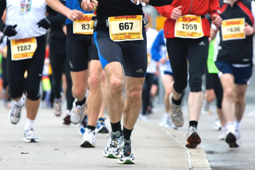 biegaj na długie dystanse