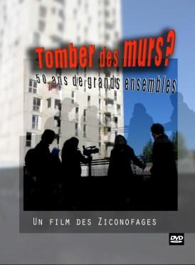 "Couverture du DVD ""Tomber des murs"""