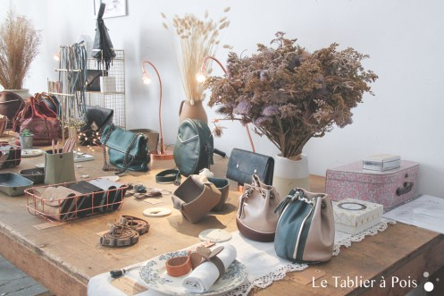 Atelier Xatribu maroquinerie contemporaine made in Lyon