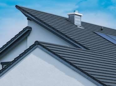 Beton tetőcserép