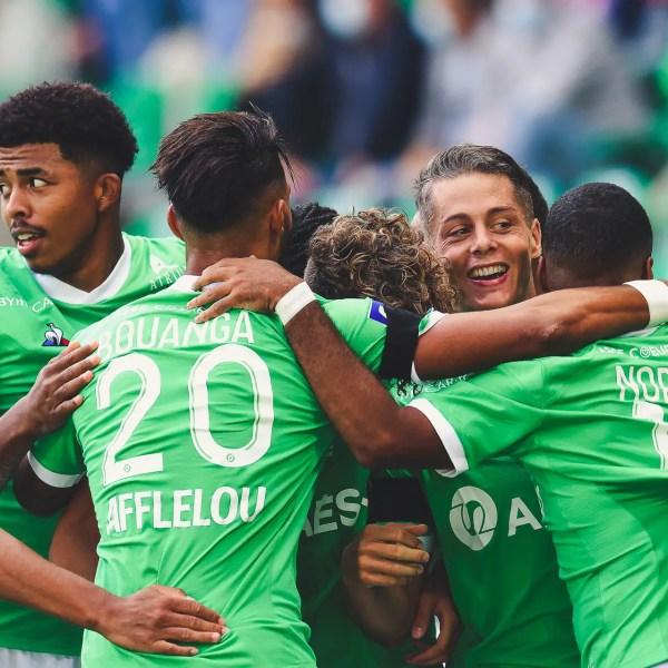 """Hamouma : """"Une page se tourne à Saint-Étienne"""""""