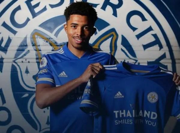 Fofana est un joueur de Leicester (Officiel)