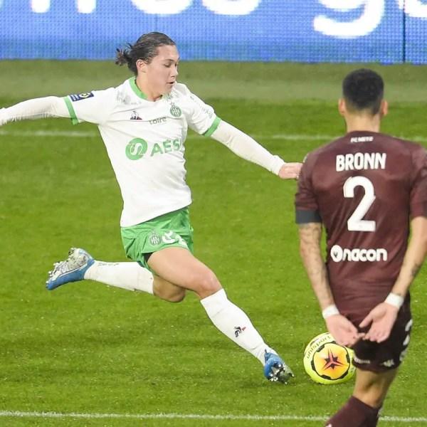 L'ASSE dans le top 5 des équipes les plus jeunes des cinq grands championnats européens