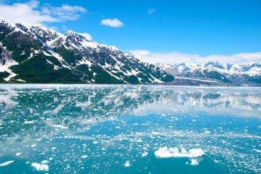 Alaska - Z letalom na poti