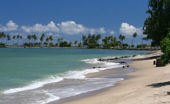Portoriko - Z letalom na poti