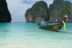 Phuket - Z letalom na poti