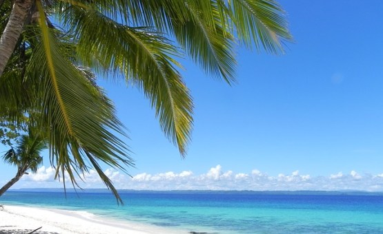 Filipini - Z letalom na poti