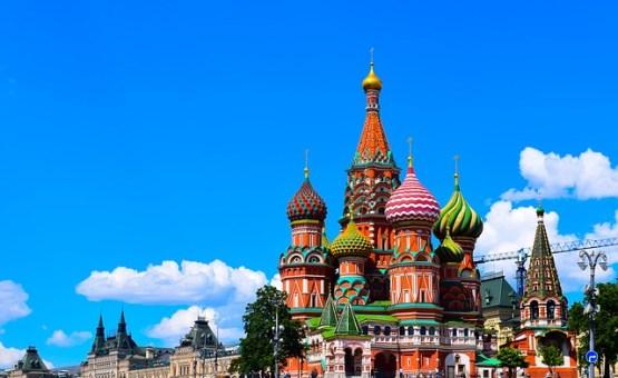 Moscow - Z letalom na poti