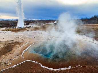 Islandija - Z letalom na poti