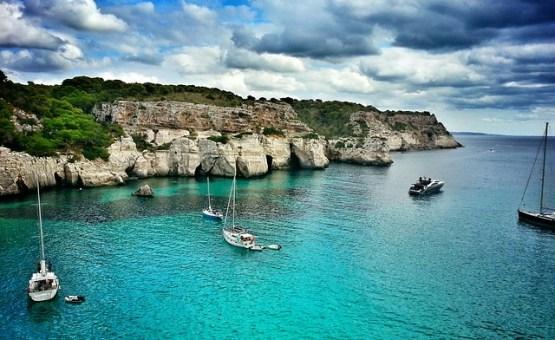 Menorca - Z lealom na poti