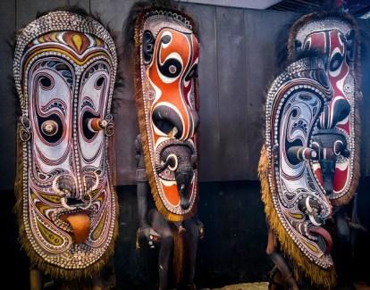 Papua New Guinea - Z letalom na poti