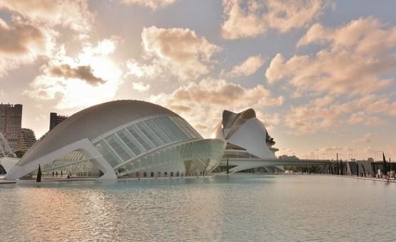 Valencia - Z letalom na poti