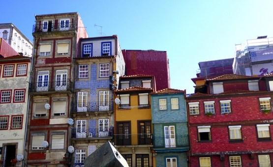 Porto - Z letalom na poti