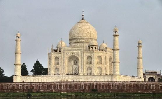 Indija - Z letalom na poti