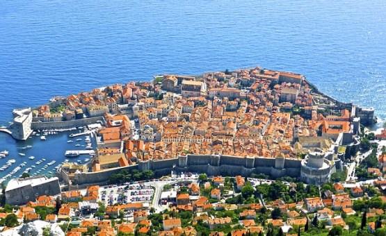 Dubrovnik - Z letalom na poti