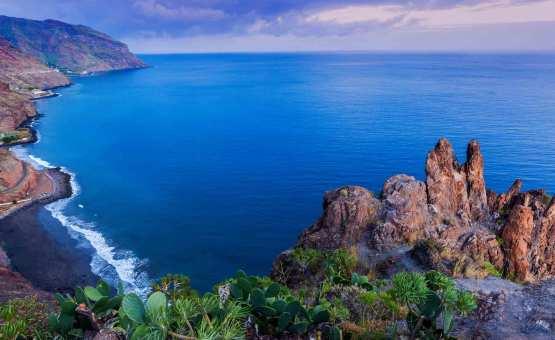 Tenerife - Z letalom na poti