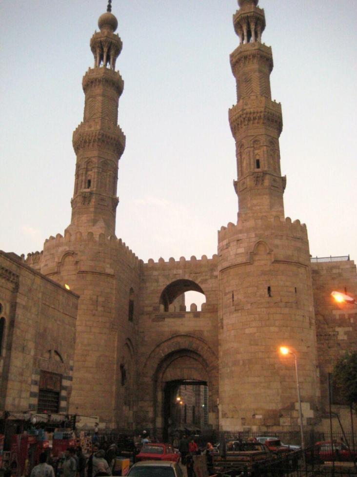 Bab Zuweila, Cairo - Egypt