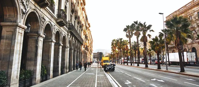 Restricciones confinamiento Barcelona