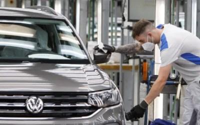 Volkswagen Navarra inicia la producción en serie del nuevo Taigo en exclusiva para toda Europa