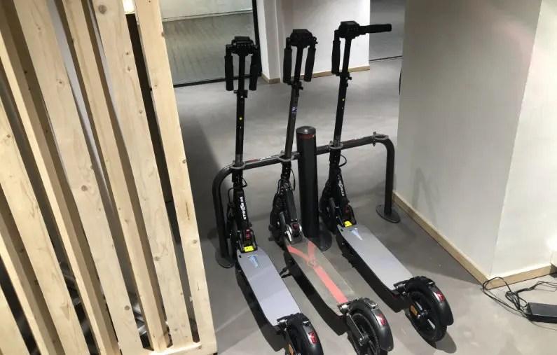 Nuevos patinetes para asegurar tu movilidad cuando visites Letamendi
