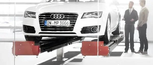 Recambios Originales Audi en Barcelona