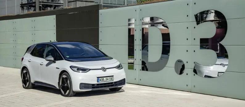 Volkswagen Group España Distribución, líder del mercado de coches eléctricos en 2020