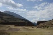 Nous quittons la vallee de Cusco