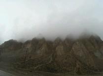 Les pénitents cachés dans la brume