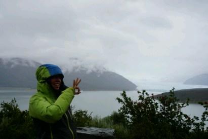 Nouveau glacier, le Perrito Moreno