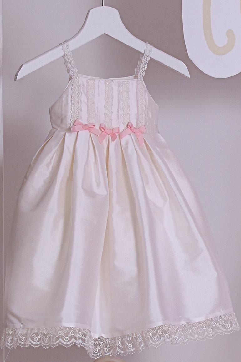 βαπτιστικό φόρεμα | letante | 8022