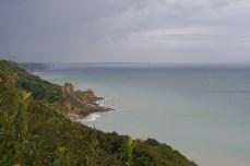 Longues-sur-Mer, Calvados, 18 juillet 2011, 16:37 (Titre d'un poème de Malherbe)