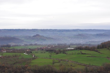 Loubressac, Lot, 26 décembre 2009, 14:55 (extrait d'un sonnet de François Maynard)