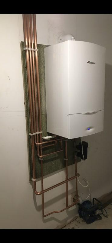 RJ Heating and Plumbing