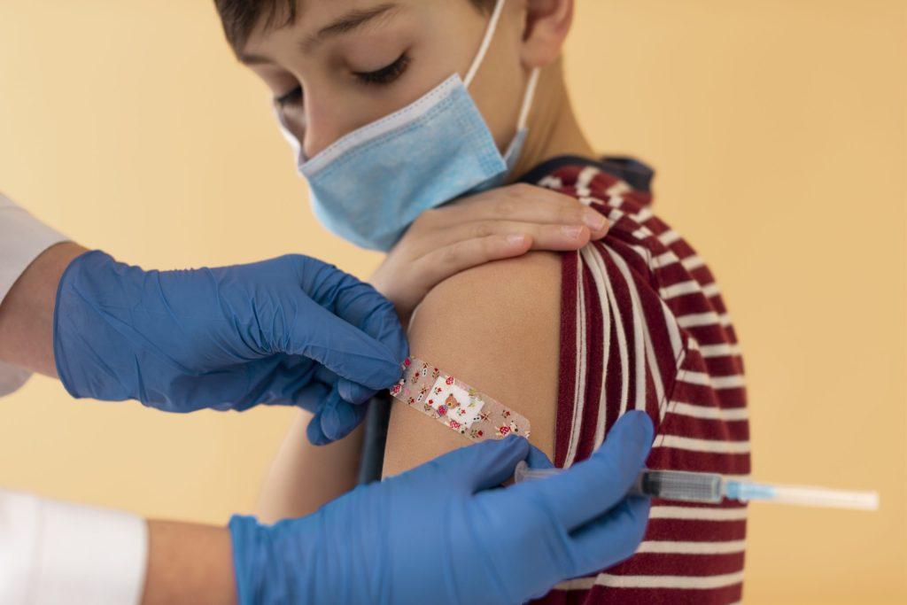 enfant vaccin