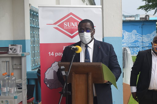 Maire de la ville de Douala