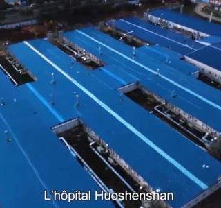 Hôpital Huoshenshan