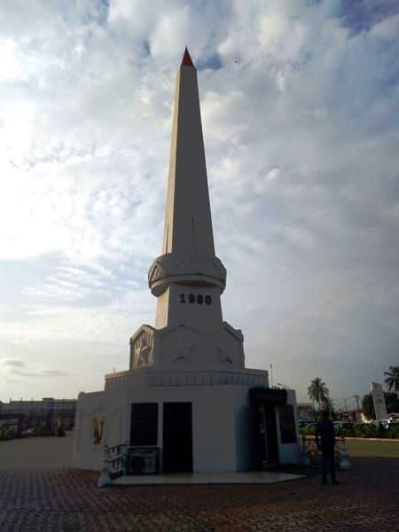 Monument de l'Indépendance de Yaoundé