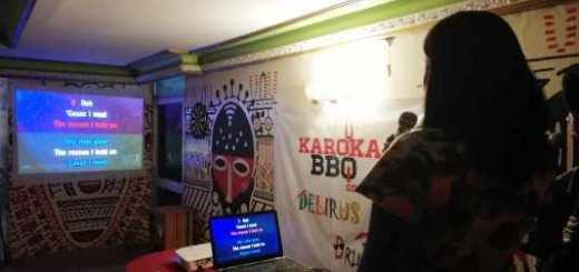 Karaoké à Yaoundé