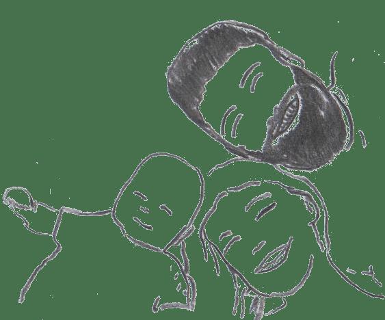 vivre heureux en famille