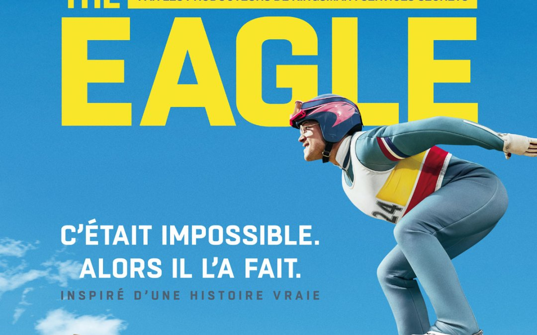 Oser réaliser ses rêves – Eddie the eagle