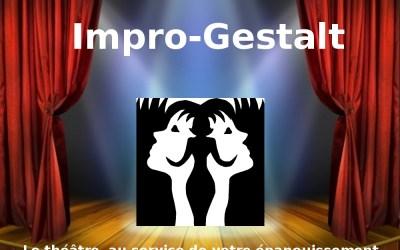 Les stages Théâtre-Impro-Gestalt continuent en septembre et octobre !