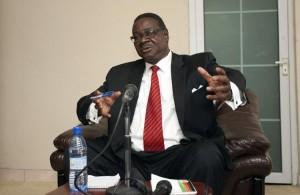 Peter Mutharika, élu président de Malawi