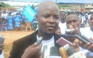 Koffi David Agbessi, coordonnateur Majorité silencieuse