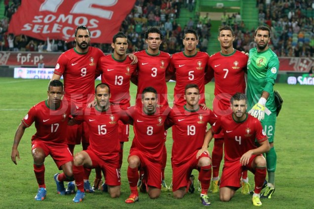 Le Portugal de Christiano Ronaldo, un collectif solide