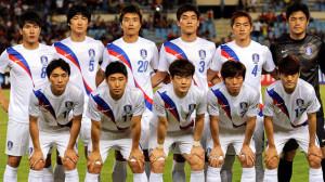 L'équipe de la Corée du Sud: un groupe stable et confiant