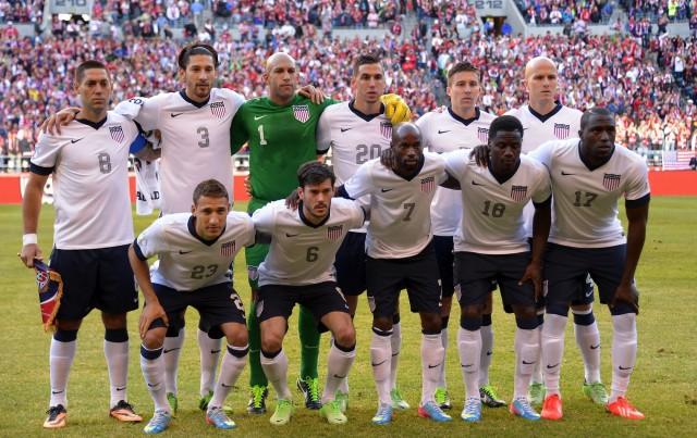L'équipe américaine, une constance depuis 10 ans