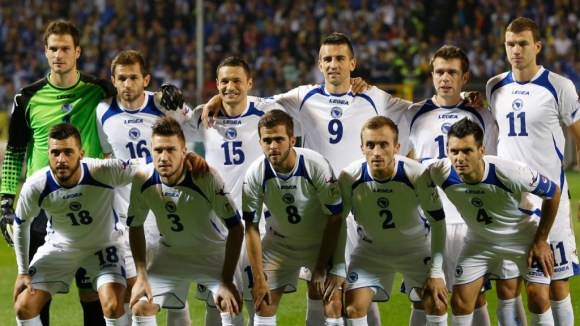 La Bosnie-Herzegovine, dans le rôle d'outsider