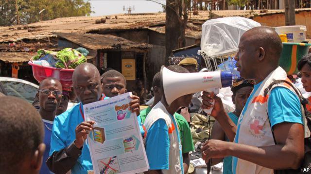 ebola en guinee