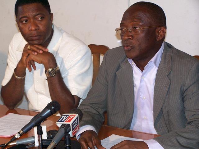 Dodji Apevon et Jean Kissi: la fronde contre l'ANC ne réhabilite par le CAR dans le coeur des Togolais