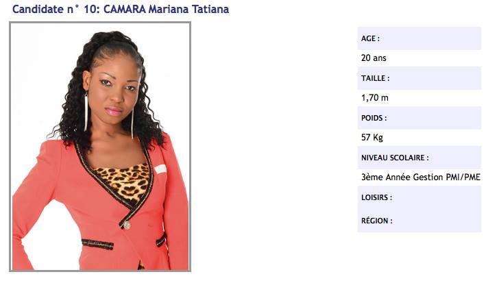 Miss Togo 2014
